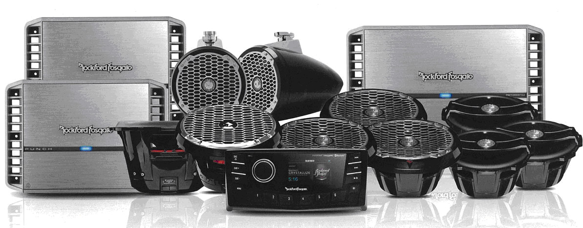 Rons Audio Fosgate Header